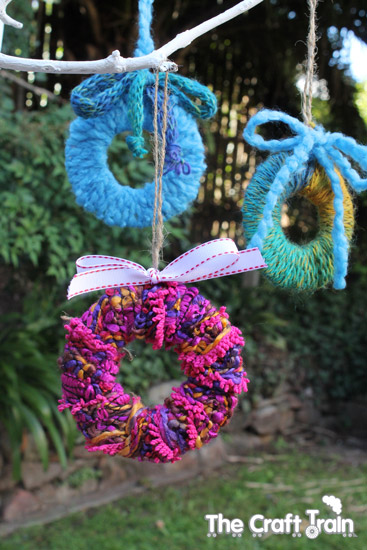 woolly wreath